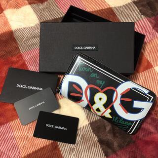 ドルチェアンドガッバーナ(DOLCE&GABBANA)のDolce&Gabbana 長財布(長財布)