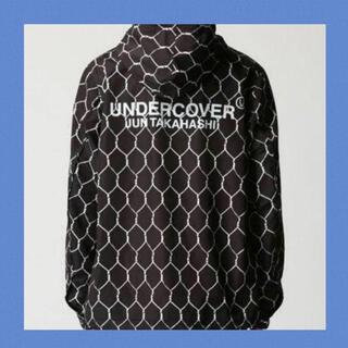 UNDERCOVER - 本物 アンダーカバー ロゴ フード ジャケット ワイヤー パーカー ダウン 新作