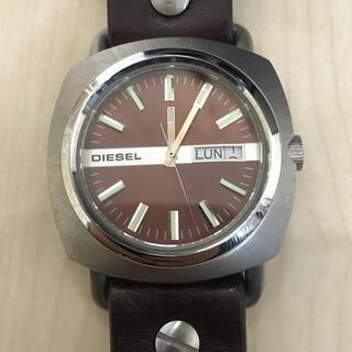 ディーゼル(DIESEL)のDIESEL レザーウォッチ (腕時計(アナログ))
