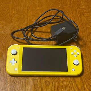 ニンテンドースイッチ(Nintendo Switch)のNintendo Switch Lite (イエロー)(携帯用ゲーム機本体)