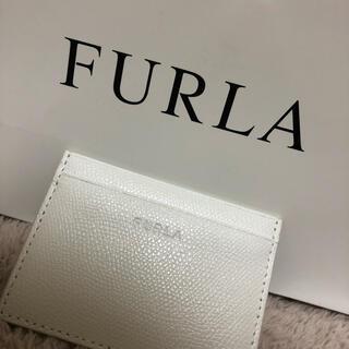 Furla - 【新品未使用】FURLA フルラ 名刺入れ、定期入れ、カード入れ