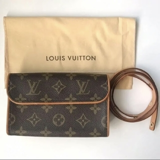 ルイヴィトン(LOUIS VUITTON)のルイヴィトン フロランティーヌ ウエストポーチ 美品(ボディバッグ/ウエストポーチ)