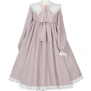 Angelic Pretty - nostalgic garden 長袖ワンピース