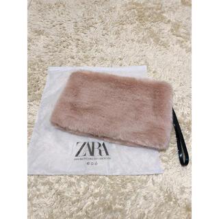 ザラ(ZARA)のZARA フェイクバッグ クラッチバッグ(クラッチバッグ)