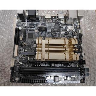 エイスース(ASUS)のASUS N3150I-C Mini-ITX CPUオンボード メモリ8GB付き(PCパーツ)