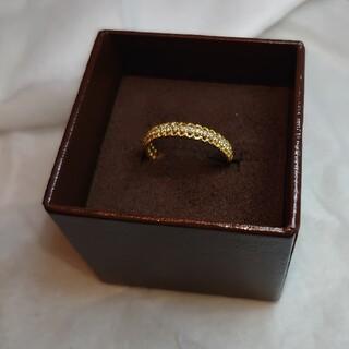 アーカー(AHKAH)のAHKAH レーシア リング(リング(指輪))