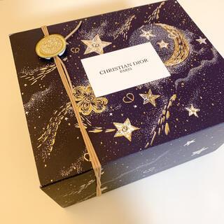 クリスチャンディオール(Christian Dior)のMaison ChristianDior♡ホリデー限定ギフトボックスインテリアに(ラッピング/包装)