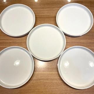 イッタラ(iittala)の16cm プレート 5枚セット ホワイト 皿 北欧(食器)
