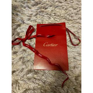 カルティエ(Cartier)のCartier カルティエ ショップ袋(ショップ袋)