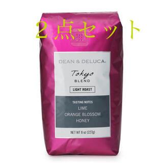 ディーンアンドデルーカ(DEAN & DELUCA)のDEAN & DELUCA トーキョーブレンド 粉 コーヒー豆 2点(コーヒー)