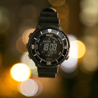 セイコー(SEIKO)の使用回数極少!アーバンリサーチ Prospex Fieldmaster 限定品(腕時計(デジタル))