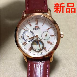 オリエント(ORIENT)のオリエント ORIENT RN-KA0001A  クラシック SUN&MOON(腕時計)