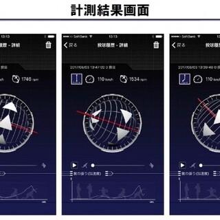 エスエスケイ(SSK)の新品未使用 テクニカルピッチ 硬式 SSK NAIGAI 野球 中学生 高校生 (ボール)