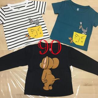 グラニフ(Design Tshirts Store graniph)のgraniph トムとジェリー 90(Tシャツ/カットソー)