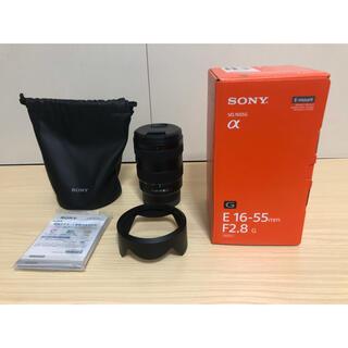 SONY - SONY SEL1655G APS-C用ズームレンズ16-55㎜ F2.8