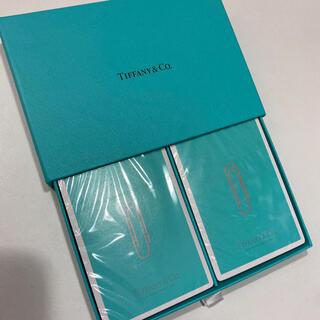 ティファニー(Tiffany & Co.)の未使用品! ☆ティファニー☆ トランプ(トランプ/UNO)