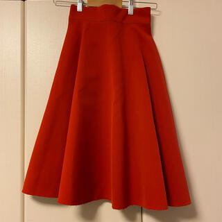 プールスタジオ(pool studio)のpoolstudio スカート ボンディングスカート 膝丈スカート(ひざ丈スカート)
