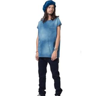 グラム(glamb)のglamb ニクソンデニムシャツ(シャツ)