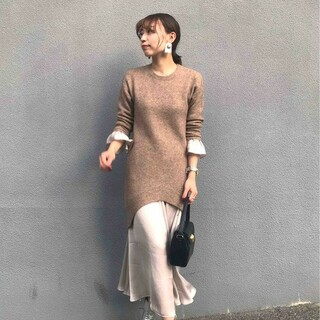 Ameri VINTAGE - アメリ UNDRESSED MERMAID TIGHT KNIT DRESS