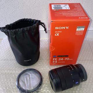 SONY - 【新品・未使用】SONY FE 24-70mm F4 ZA OSS