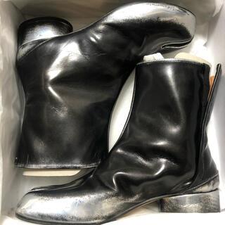 マルタンマルジェラ(Maison Martin Margiela)の明日まで値下げ MaisonMargiela tabi ブーツ 足袋 マルジェラ(ブーツ)