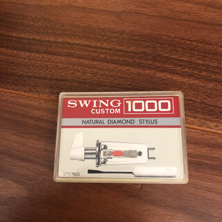レコード針 SWING 1000 custom 針(レコード針)