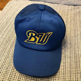 オリックスバファローズ(オリックス・バファローズ)の野球帽子 BW  (帽子)