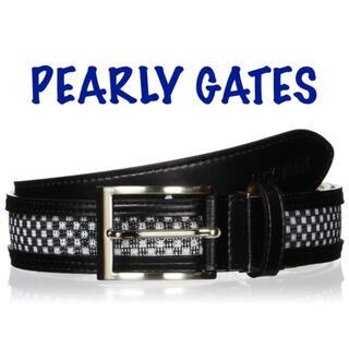 パーリーゲイツ(PEARLY GATES)の新品■7,480円【パーリーゲイツ】ベルト 男女兼用(その他)