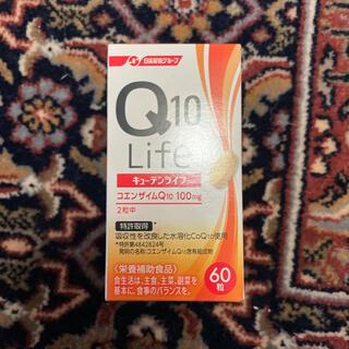 ニッシンセイフン(日清製粉)のQ10 Life キューテンライフ 60粒(ビタミン)