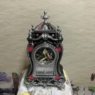 ディズニー(Disney)のオシャレ置き時計 ディズニープリンセス 非売品(置時計)