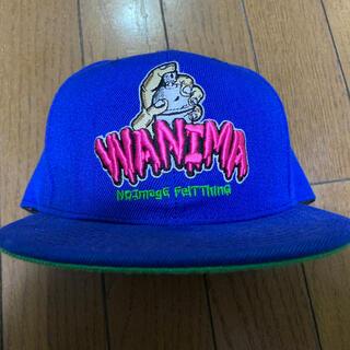 ワニマ(WANIMA)のWANIMA レフラー キャップ(キャップ)