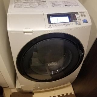日立 - 日立ビッグドラムスリム洗濯乾燥機 BD-S7500