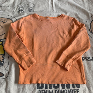 ゴートゥーハリウッド(GO TO HOLLYWOOD)のgotohollywood スウェット  トレーナー140 デニム&ダンガリー (Tシャツ/カットソー)