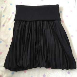 ダブルスタンダードクロージング(DOUBLE STANDARD CLOTHING)のダブルスタンダード プリーツスカート(ひざ丈スカート)