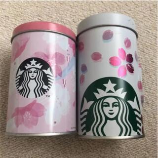 スターバックスコーヒー(Starbucks Coffee)のスターバックス VIA缶(小物入れ)