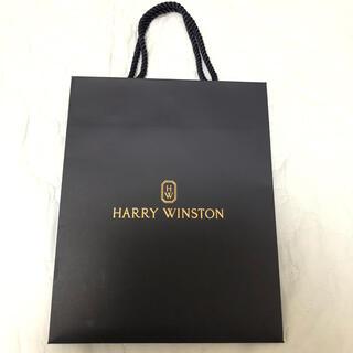 ハリーウィンストン(HARRY WINSTON)の紙袋 ショップ袋 ハリーウィンストン(ショップ袋)