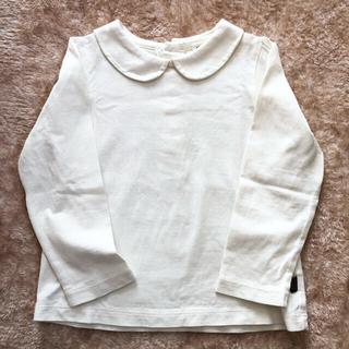 アカチャンホンポ(アカチャンホンポ)の丸襟トップス カットソー インナー(Tシャツ/カットソー)
