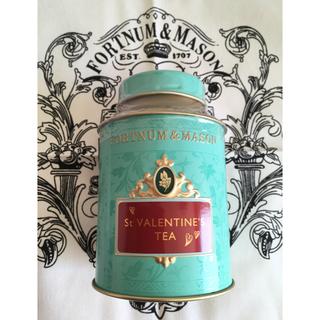 フォートナム&メイソン 2021年バレンタインズテイー(茶)