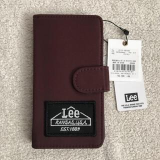 リー(Lee)のLee 手帳型 モバイルケース iPhone 6/7/8対応 iPhoneケース(iPhoneケース)