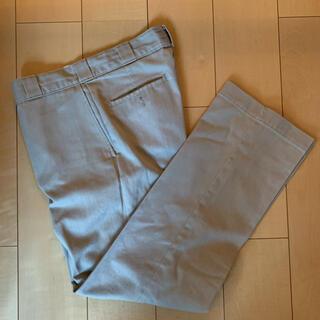 ディッキーズ(Dickies)のdickies workpants beige ワークパンツ ベージュ(ワークパンツ/カーゴパンツ)