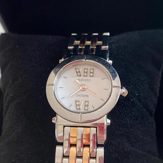 セイコー(SEIKO)のセイコーエクセリーヌダイヤモンド(腕時計)