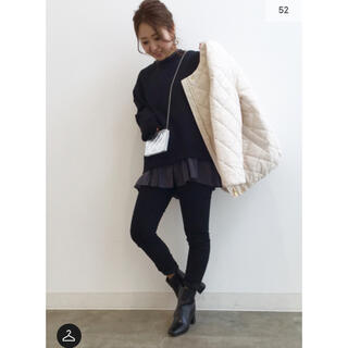 ★今期新品 GU ジーユー 美シルエット ギャザーフレアロングシャツ 中条あやみ