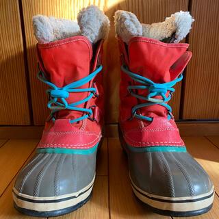 SOREL ソレル Snow boots スノーブーツ 22cm