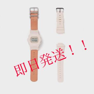 エンダースキーマ(Hender Scheme)の新品Hender Scheme×G-SHOCK DW-5750HS20-4JF(腕時計(デジタル))