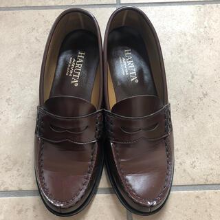 ハルタ(HARUTA)のHARUTA ローファー25EE ブラウン(ローファー/革靴)