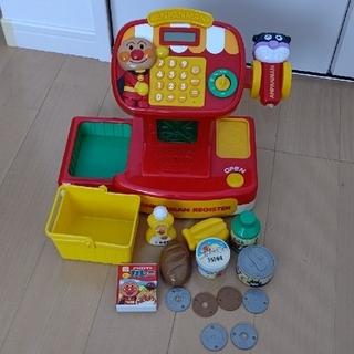 セガ(SEGA)のアンパンマン レジスター(知育玩具)