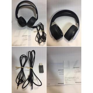 プレイステーション(PlayStation)のPS5 PULSE 3Dワイヤレスヘッドセット CFI-ZWH1J (ヘッドフォン/イヤフォン)
