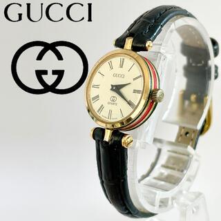 Gucci - グッチ時計 シェリーライン レディース腕時計