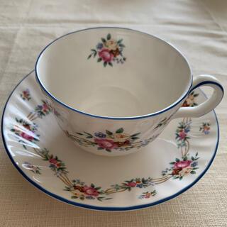 ミントン(MINTON)のミントンカップ&ソーサー サマーブーケ(食器)
