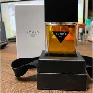 エモダ(EMODA)のEMODA DITE 香水 50ml 送料込み エモダ パフューム(香水(女性用))